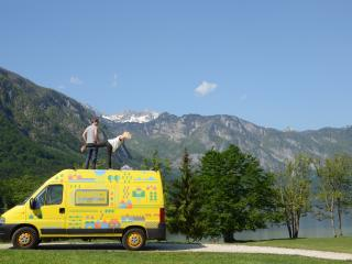 Valvasor - Campervan for 3, Ljubljana