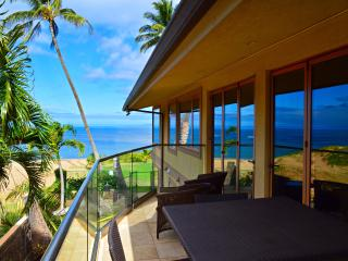 KIHEI BEACH FRONT LUXURY SEAHORSE VILLA 3 +POOL,, Kihei