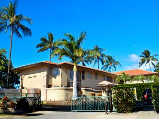 BEACHFRONT LUXURY ALOHA VILLA #3, CHILDREN WELCOME, Kihei