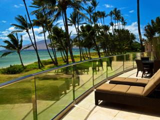 BEACH FRONT LUXURY CORAL VILLA 1 +POOL, SUNSETS, Kihei