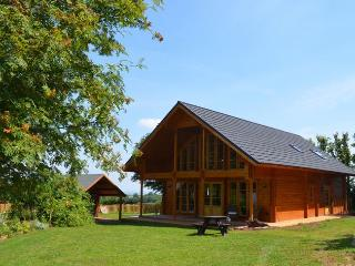 COLOG Log Cabin in Nether Stow, Stogumber