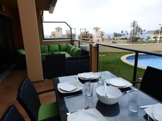 Hydra02 - Modern apartment next to the beach, Mazarrón