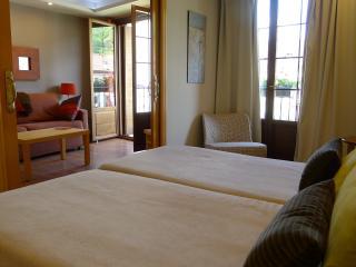 Apartamento Ezcaray céntrico, tranquilo, vistas