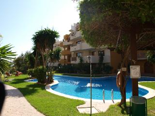 Luxury apartments in the residence Panorama Park, Punta Prima