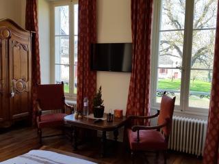 Château de Preuil - Hibiscus room