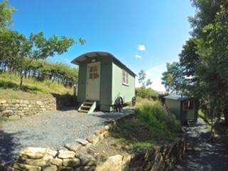 Tiplady Farm Shepherds Hut (Herdie Hut)