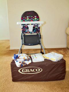 Free use of High Chair