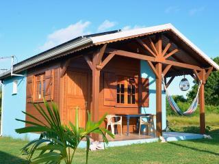 Vue extérieure du bungalow Ti' Canot