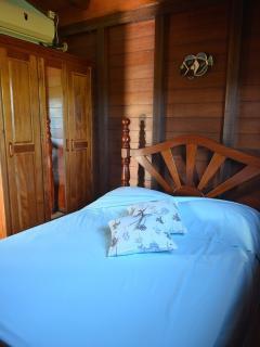 Chambre à coucher du Ti' Canot