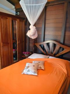 Chambre à coucher du Ti' Papaye