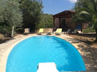 Le mas des cigales, spacious villa with a studio!, Lorgues