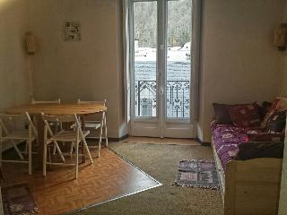 Grand studio 26m2 plein centre à Cauterets