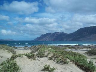 APARTMENT MAKAHI IN FAMARA FOR 4P, Famara