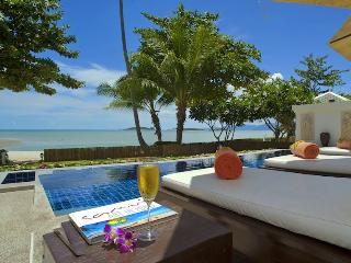 Villa 12 - Beach Front (2 Bedroom Option), Plai Laem
