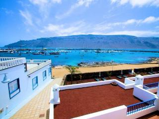 APARTMENT VITAHE IN CALETA DE SEBO FOR 6P, Caleta de Sebo