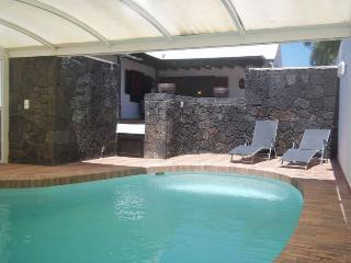 VILLA BLIKKA IN ARRECIFE FOR 6P, Arrecife