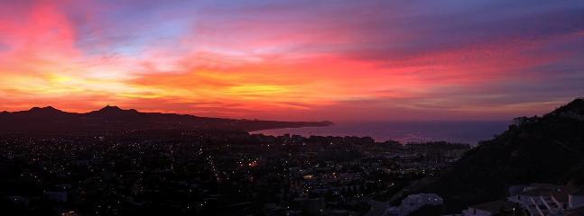 Sunrise in Paradise!