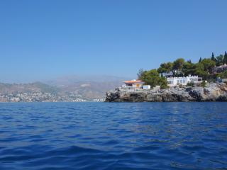 VIEW OF HOUSE FROM PEDALO