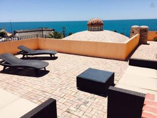 The Malecon Rooftop to the Old Port, Bay & Marina, Puerto Peñasco