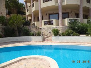 Kalkan 2 bedroom holiday apartment with sea view
