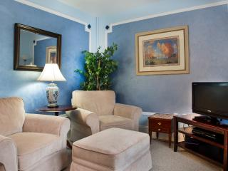Glynn House Inn: Eisenhower Deluxe Suite, New Hampton