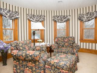 Glynn House Inn: Washington Deluxe Suite, New Hampton