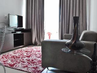 moderno apartamento mobiliado
