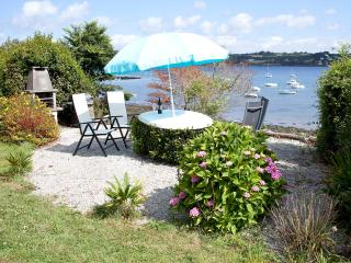 St.Guenole Top Apart 2nd floor 20% ferry discount Nr Crozon Spectacular sea view