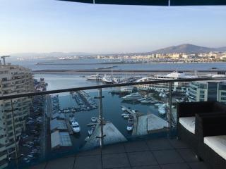 Gibraltar Holiday property for rent in , Ocean Village, Gibraltar