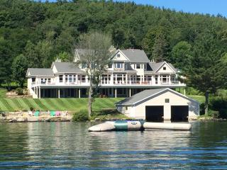 Spectacular Winnipesaukee Waterfront Estate, Center Harbor