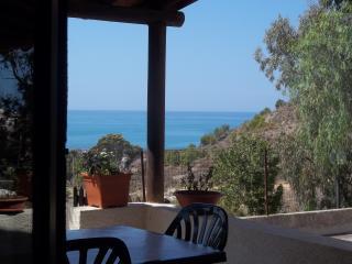 Appartamento indipendente con terrazzo vista mare, Ribera