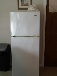 Full size refrigerator & Freezer