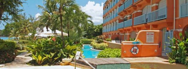 Villas On The Beach 403 2 Bedroom SPECIAL OFFER, Holetown