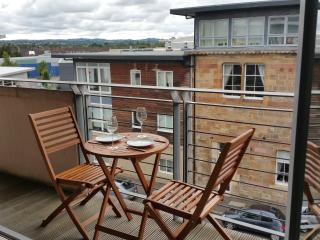 Outstanding 2 Bed Sleeps 6 Glasgow Wi-Fi & Parking