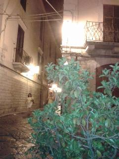 via S.Giorgio-via Fieramosca corner