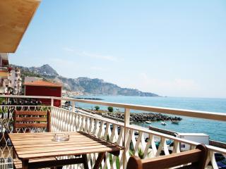 Mediterraneo Guest House camera vista Mare, Giardini Naxos