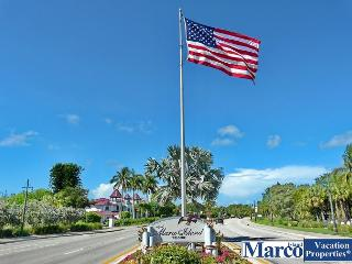 Peaceful condo w/ spectacular sunsets in waterfront community, Isla Marco