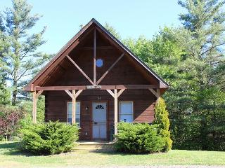 'BLUE RIDGE RETREAT'  Family Friendly Log Cabin- Holidays Available!, Glendale Springs