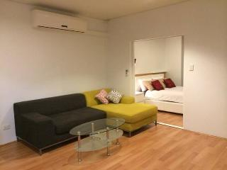 Reverse cycle aircon in lounge room