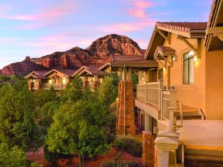 Wyndham Sedona Resort, Beautifull Red Rock views.