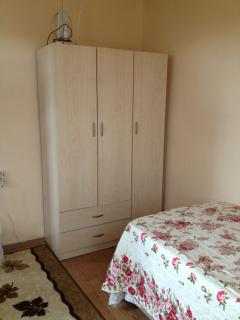 Huge Wardrobe of Two separated single bed room
