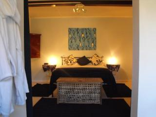 Blue Room (available as additional space when booking Gite)