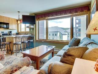Ski-in/ski-out, shared pool, hot tub, and in town location!