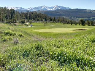 Mountain views from luxury home w/hot tub, game room, & more, Breckenridge