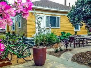 Eclectic Artist Bungalow Near Downtown, San Diego