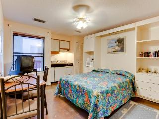 Studio w/boat dock & beach access, shared pool - snowbirds welcome!