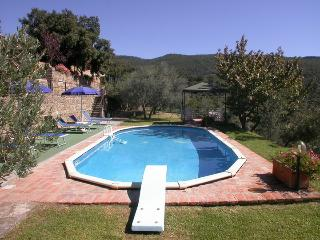 Ciliegio, nice apartment in lovely hilly position