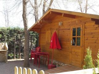 Bungaló Camping Sacedon Ecomillans, Sacedón