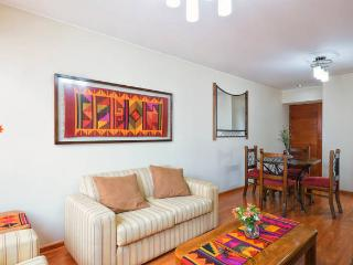 A cozy apartment and well located in Miraflores!!!