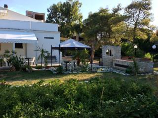 Villa Soleanna, trilocale azzurro, Vieste